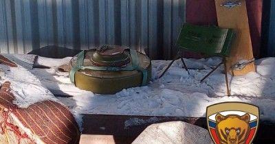 На свалке в Магнитогорске нашли две мины