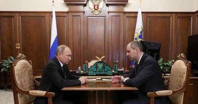 Экс-председатель свердловского правительства Денис Паслер назначен врио главы Оренбургской области