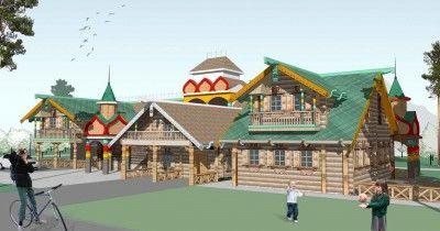Строительство визит-центра туркластера «Гора Белая» может начаться в Висиме в этом году