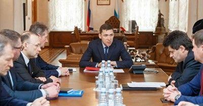 Власти и бизнес договорились создать в Екатеринбурге дополнительные парки и скверы для горожан