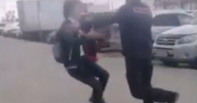 В Нижнем Тагиле уволили охранника магазина «Перекрёсток» после агрессивного общения со школьником