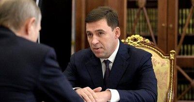 Евгений Куйвашев примет участие в заседании Госсовета с Путиным по теме модернизации дорожного движения