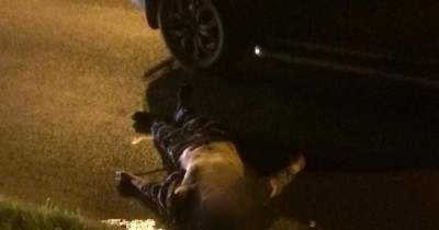 В Нижнем Тагиле капитан полиции насмерть сбила шедшего по обочине мужчину