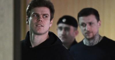 Александр Кокорин иПавел Мамаев вышли насвободу
