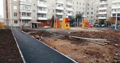 Областные власти могут выделить 100 млн рублей Нижнему Тагилу на дополнительную реконструкцию двора в 2019 году
