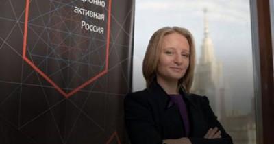СМИ: «Дочь Путина» Екатерина Тихонова написала два учебника для студентов МГУ