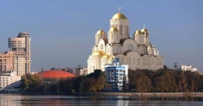 Депутаты Екатеринбурга утвердили место для строительства храма Святой Екатерины