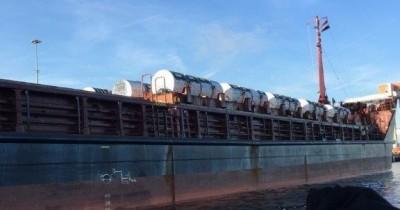Greenpeace отследил новую партию урановых «хвостов», отправленных из Германии вНовоуральск