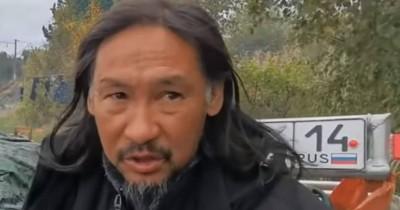 Якутский шаман Александр Габышев возобновил поход на Кремль