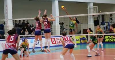Волейболистки «Уралочки-НТМК» обыграли «Енисей» со счётом 3:1