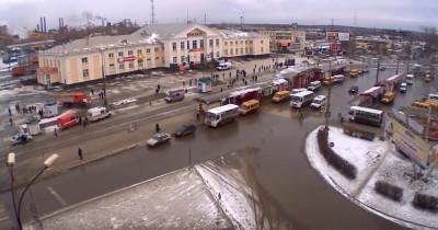 В Нижнем Тагиле из-за подозрительных предметов эвакуировали железнодорожный вокзал