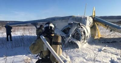 Пятеро пострадавших при жёсткой посадке Ан-2 вМагадане получили перелом позвоночника