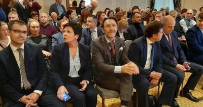 Сергей Шнуров вступил вПартию роста и будет баллотироваться в Госдуму