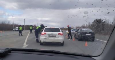 ГИБДД Челябинска из-за коронавируса закрыла границу со стороны Свердловской области