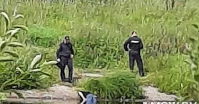 В Нижнем Тагиле в речке на Красном Камне утонул мужчина