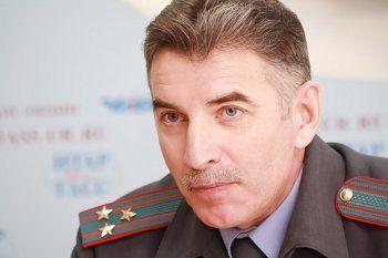 Начальник областной ГАИ Юрий Дёмин встретился с бастующими дальнобойщиками