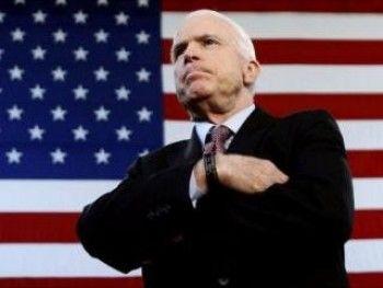 Маккейн отказался ехать в Донецк