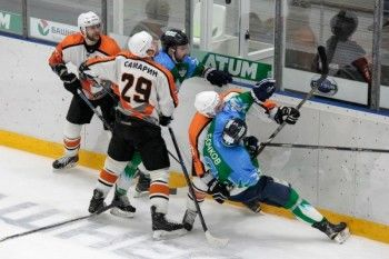 Хоккейный клуб «Спутник» проиграл в решающем матче плей-офф