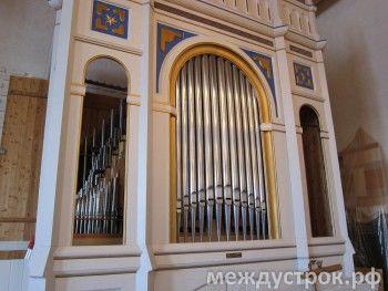 В Нижнем Тагиле открылся Всероссийский органный фестиваль