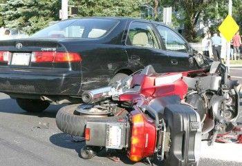 Топ-7 правил, как избежать ДТП с мотоциклом