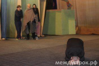 Независимый проект артистов Нижнего Тагила собрал всего 6 000 рублей. «Несите хотя бы вещи!»
