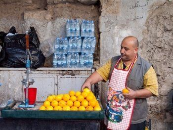 Сирия начала поставлять в Россию фрукты и овощи
