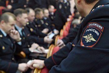 Путин уволил четырёх генералов МВД и прокурора Ленобласти