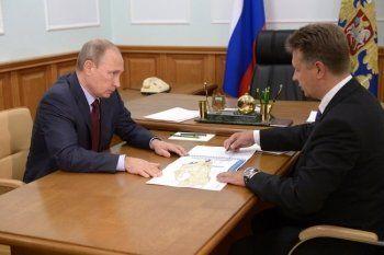 Путин объявил о неполном служебном соответствии министру транспорта Соколову