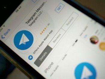 Telegram возглавил топ российского App Store после угрозы блокировки