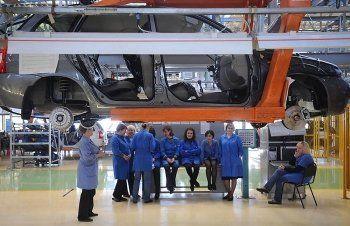 «АвтоВАЗ» сообщил о сокращении ещё 500 сотрудников