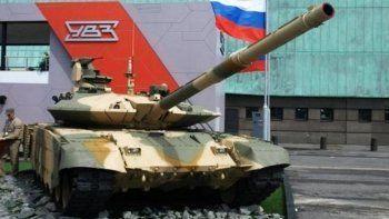 Иран выдвинул «Уралвагонзаводу» условие по сделке на танки Т-90