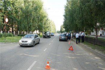 В Нижнем Тагиле Lada Priora сбила 10-летнюю школьницу