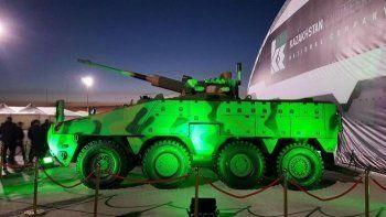 Секретную военную разработку «Уралвагонзавода» презентовали президенту Казахстана