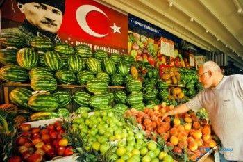 Россия планирует запретить все турецкие продукты