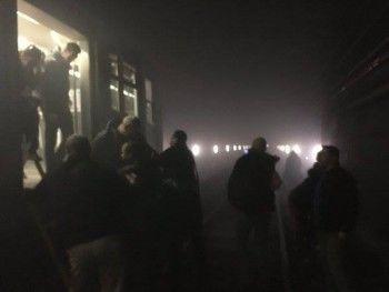 Два взрыва произошли в брюссельском метро (ФОТО)