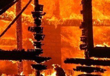 Под Нижним Тагилом в огне погибла пожилая семейная пара