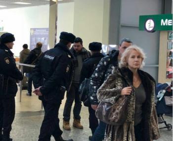 Главу штаба Навального задержали в аэропорту Шереметьево