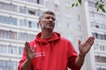 Евгений Ройзман не может собрать подписи для регистрации кандидатом в свердловские губернаторы