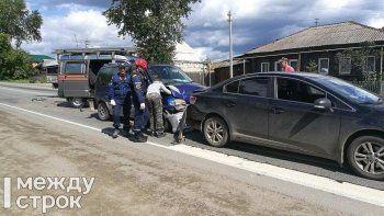 Под Нижним Тагилом произошло массовое ДТП с пострадавшими (ФОТО)