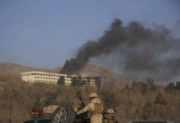 Врезультате атаки наотель вКабуле погибли как минимум 14 иностранцев