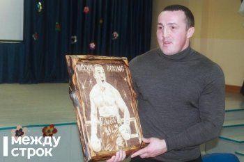 Детдомовцы Нижнего Тагила приняли вызов Дениса Лебедева на боксёрские бои под Воронежем