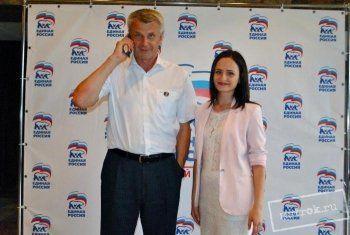 Носов победил в выборах за пост лидера тагильских единороссов с 89% голосов. Конкуренцию мэру составила молодогвардейка