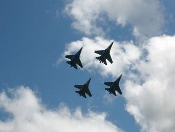 Авиашоу на выставке вооружения в Нижнем Тагиле будет стоить 12 млн рублей