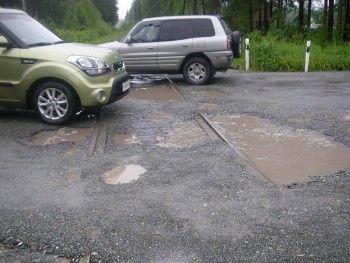Дороги отремонтируют. Город вгоняют в долги
