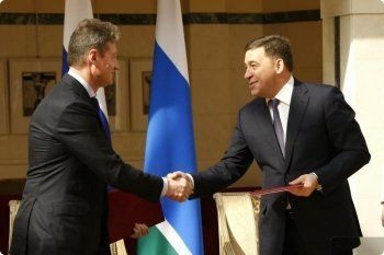 Региональные власти совместно с УГМК построят в Свердловской области 90 хоккейных кортов