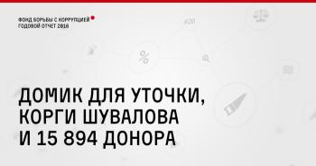 ФБК помог признать незаконными госконтракты на 293 миллиона рублей