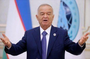 Узбекистан официально объявил о смерти президента Ислама Каримова