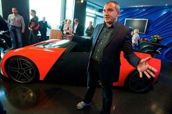 Суд обязал Николая Фоменко вернуть 65-миллионный долг за Marussia