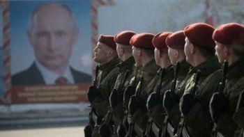 «Единый кулак Путина против пятой колонны». В Алтайском крае журналисты удалили статью о причинах создания Росгвардии