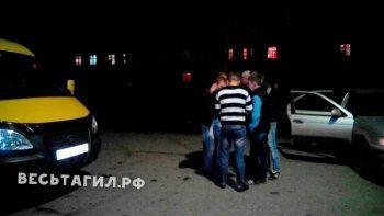 ОМОН и ГИБДД утихомирили банду пьяных дебоширов, парализовавших движение в Нижнем Тагиле
